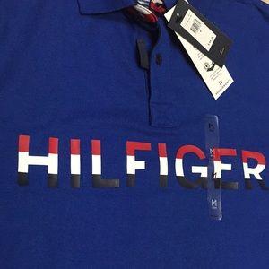 cb0d3c7a3ec4 Tommy Hilfiger Shirts - 2018 Summer Tommy Hilfiger Men T shirt POLO SZ M